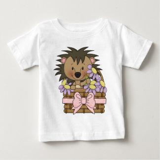 Cute Hedge Hog baby t-shirt