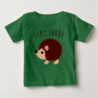 Cute Hedgehog Baby T-Shirt