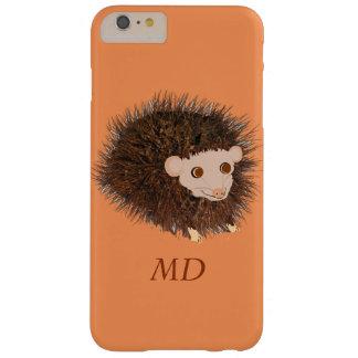 Cute hedgehog iPhone cases add name
