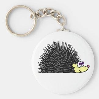 Cute Hedgehog Keychain