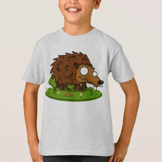Cute Hedgehog Kids Tee
