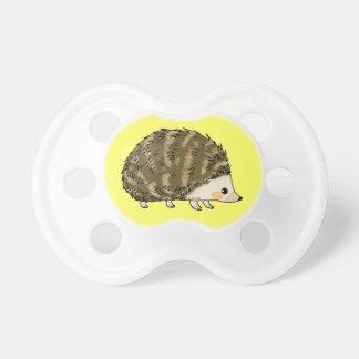 Cute hedgehog pacifier