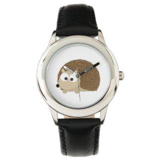 Cute hedgehog watch