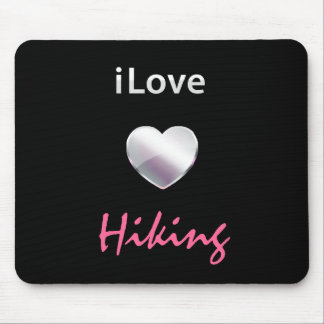 Cute Hiking Mouse Pad
