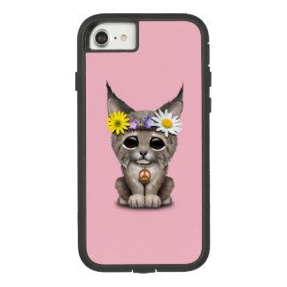 Cute Hippie Lynx Cub Case-Mate Tough Extreme iPhone 7 Case