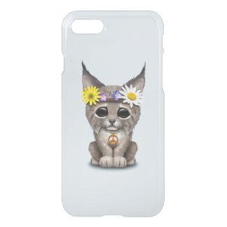 Cute Hippie Lynx Cub iPhone 8/7 Case