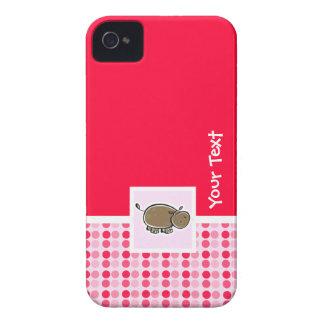 Cute Hippo iPhone 4 Case-Mate Case