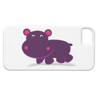 Cute Hippo iPhone 5 Covers
