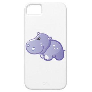 Cute Hippo iPhone 5 Cover