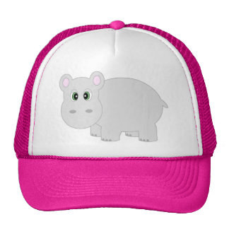 Cute Hippo Hat / Cap