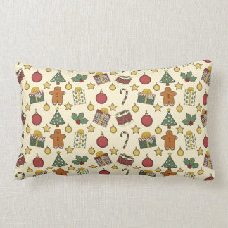Cute Holiday Mix Pillow