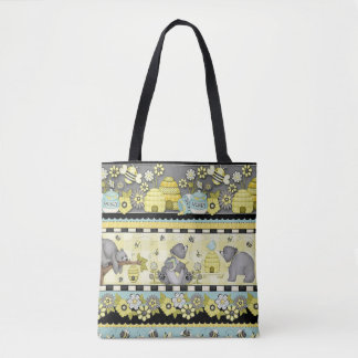 """Cute Honey Bee"" TOTE"