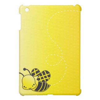 cute honey bee vertical iPad mini case