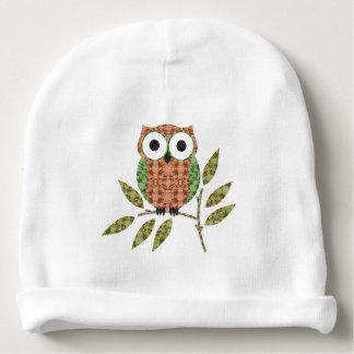 Cute Hoot Owl Baby Hat Baby Beanie