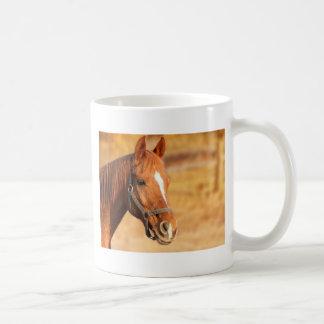 CUTE HORSE COFFEE MUG