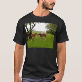 CUTE HORSE FOALS T-Shirt