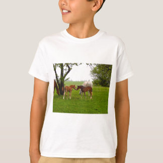 CUTE HORSE FOALS T-Shirt