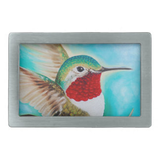 Cute Hummingbird Belt Buckle