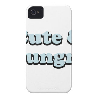 Cute & Hungry iPhone 4 Cover