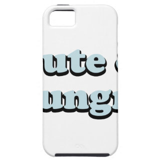 Cute & Hungry iPhone 5 Cover