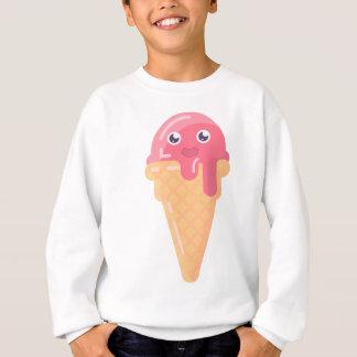 Cute Ice Cream Cone Sweatshirt