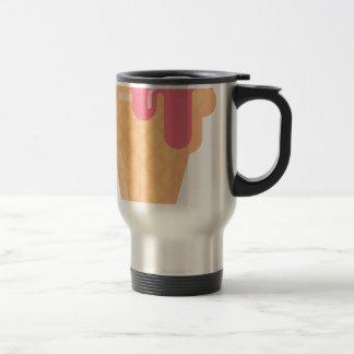 Cute Ice Cream Cone Travel Mug