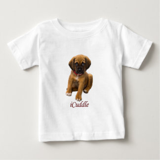 Cute iCuddle Puppy Dog Baby T-Shirt