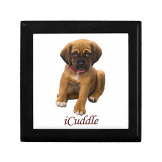 Cute iCuddle Puppy Dog Gift Box