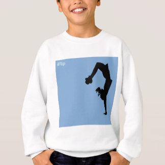 Cute iFlip Gymnastics Gifts Sweatshirt