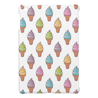 Cute Illustrated Pattern iPad Mini Covers