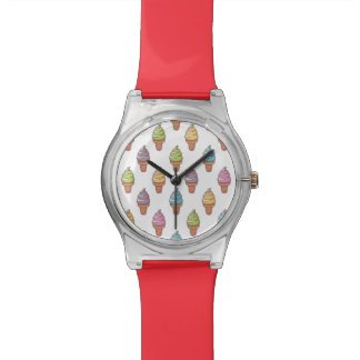 Cute Illustrated Pattern Wrist Watches