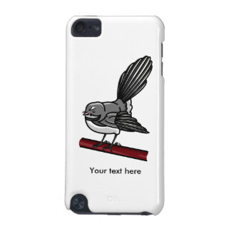 Cute  illustration of a Fantail Bird iPod Touch (5th Generation) Covers