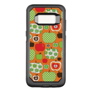 Cute illustration pattern OtterBox commuter samsung galaxy s8 case