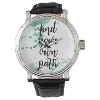 cute inspirational watch