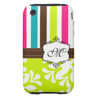 Cute iPhone 3 Cases by The Frisky Kitten.