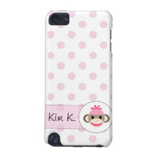 Cute iPod Cases By The Sock Monkey Shoppe
