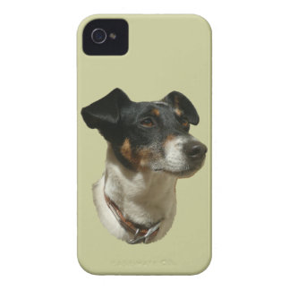 Cute Jack Russell Dog Case-Mate Case iPhone 4 Case-Mate Cases
