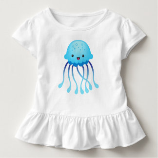 cute jelly fish toddler t-shirt