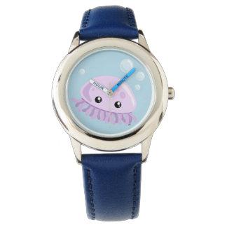 Cute Jellyfish Watch