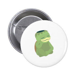 Cute Kappa 2 Inch Round Button