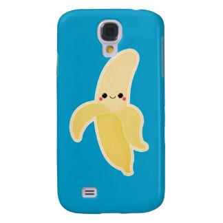 Cute Kawaii Banana Galaxy S4 Cases
