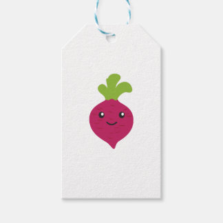 Cute Kawaii Beet Gift Tags