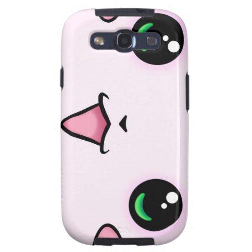 cute kawaii galaxy s3 cases