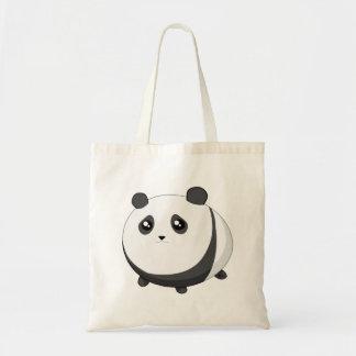 Cute Kawaii chubby panda bear