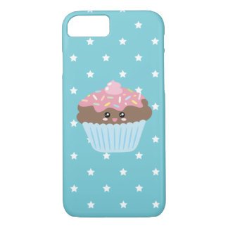 Cute Kawaii Cupcake iPhone 7 Case