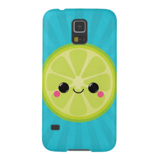 Cute Kawaii Lime Cases For Galaxy S5