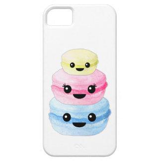 Cute Kawaii Macaron Stack iPhone 5 Case
