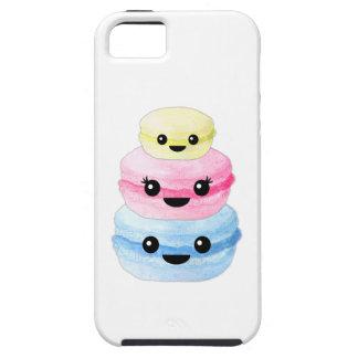 Cute Kawaii Macaron Stack iPhone 5 Covers