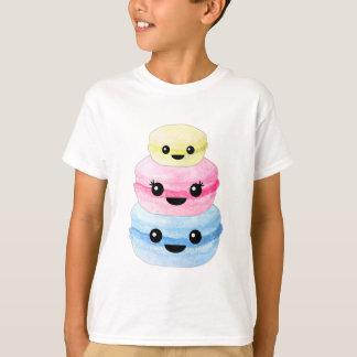 Cute Kawaii Macaron Stack T-Shirt