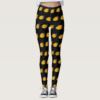 Cute Kawaii Mango Leggings